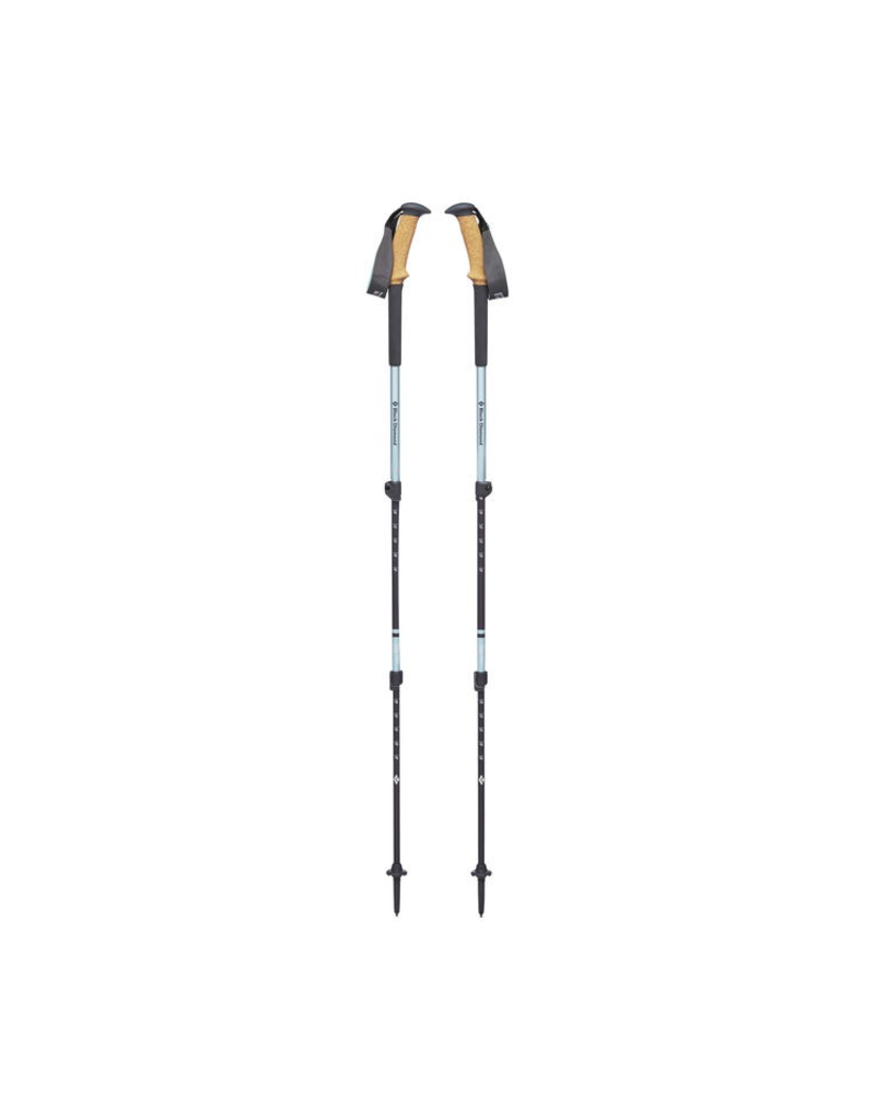BLACK DIAMOND BLACK DIAMOND TRAIL ERGO CORK, WOMEN'S TREKKING POLES, 2019