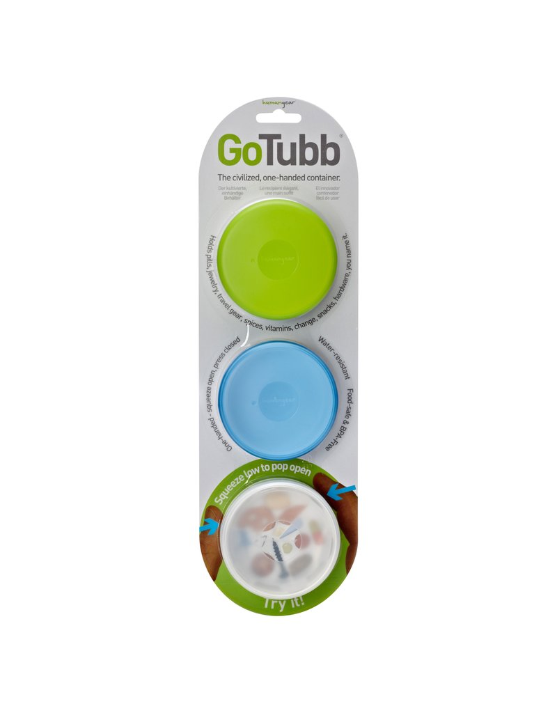 HUMAN GEAR GOTUBB CUPS 3 PACK