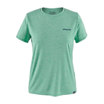 PATAGONIA PATAGONIA CAPILINE COOL DAILY GRAPHIC T-SHIRT, WOMEN'S