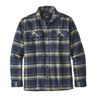 PATAGONIA LONG-SLEEVED FJORD FLANNEL SHIRT, MEN'S