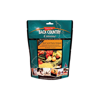 BACKCOUNTRY BEEF AND PASTA HOTPOT 2 SERVE