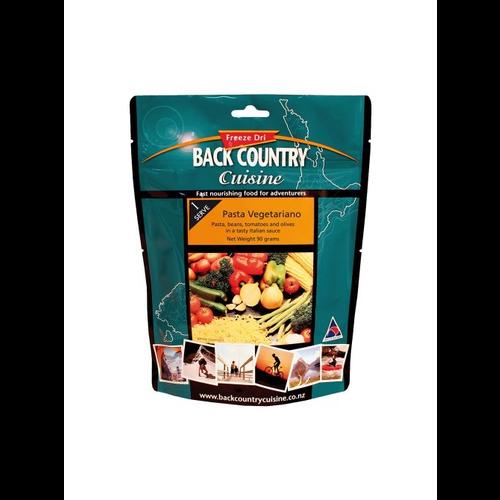 BACKCOUNTRY BACKCOUNTRY PASTA VEGETARIANO (SINGLE SERVE)