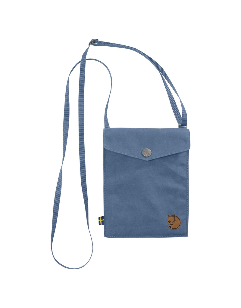 FJALLRAVEN FJALLRAVEN POCKET, BLUE RIDGE