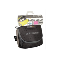SEA TO SUMMIT TRAVELLING LIGHT SOFT CELL, SMALL, BLACK