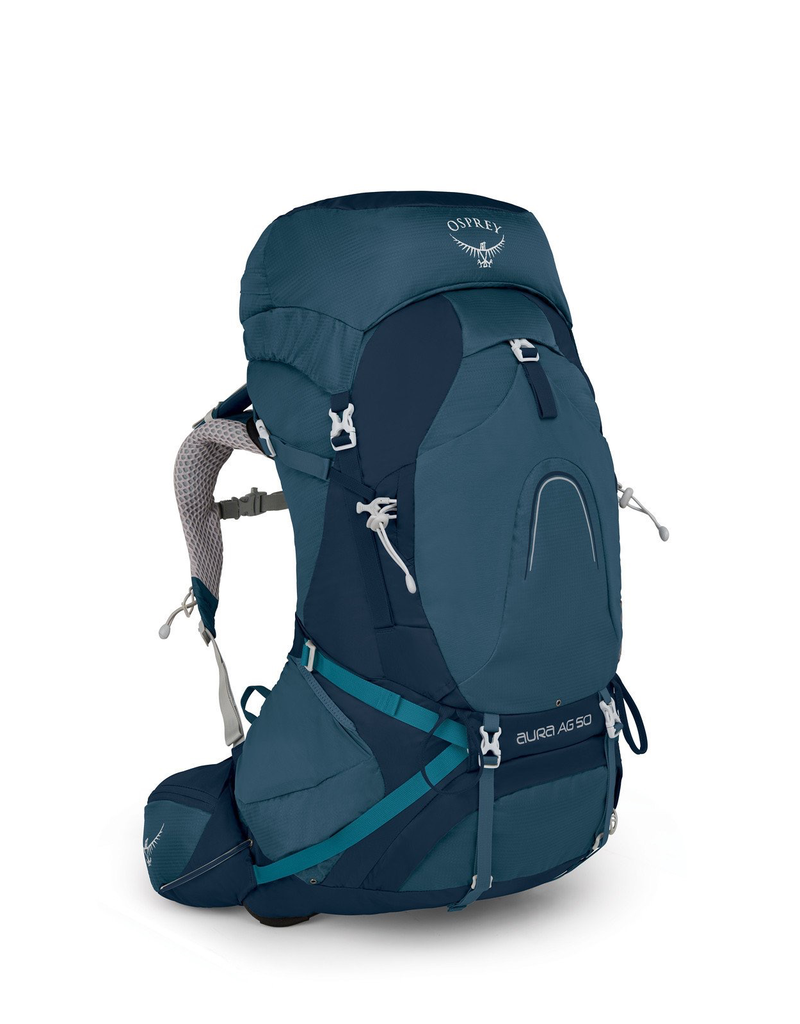 OSA BRANDS OSPREY AURA 50L AG WOMEN'S HIKING BACKPACK