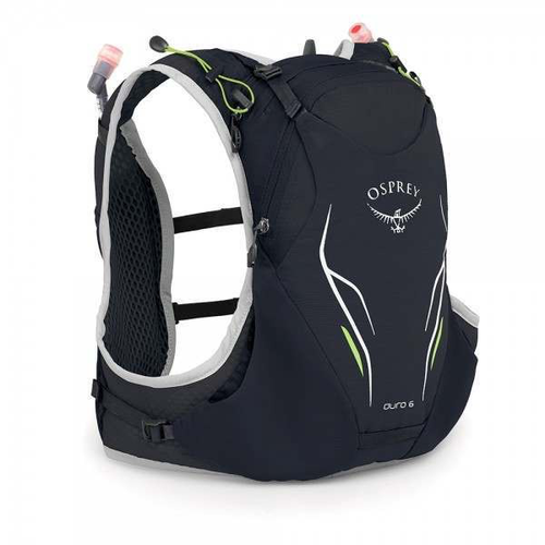 OSPREY OSPREY DURO 6L TRAIL RUNNING PACK WITH 2 500ML FLASKS