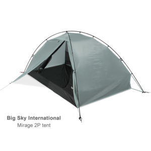 BIG SKY BIG SKY MIRAGE 2 PERSON HYBRID TENT