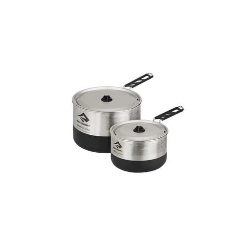 SEA TO SUMMIT SEA TO SUMMIT SIGMA POT SET 2: 1.2L AND 2.7L