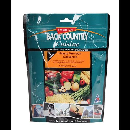 BACKCOUNTRY BACKCOUNTRY HEARTY VENISON CASSEROLE DOUBLE SERVE