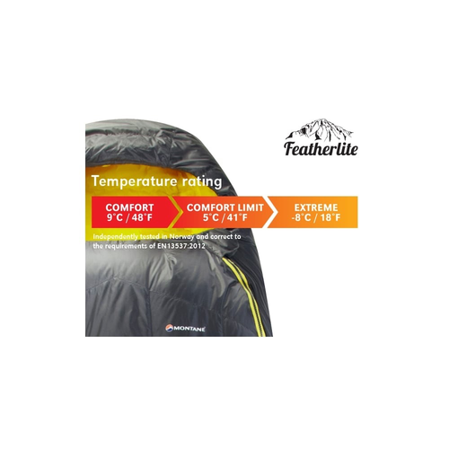 Montane MONTANE FEATHERLITE DOWN SLEEPING BAG