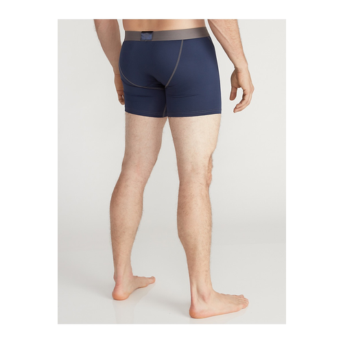 "EXOFFICIO EXOFFICIO GIVE-N-GO SPORT MESH 6"" BOXER BRIEF MENS"