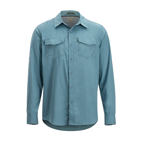 EXOFFICIO EXOFFICIO ESTACADO L/S SHIRT MENS