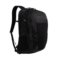 MONTANE SYNERGY 30L, OVERNIGHT COMMUTE AND MOUNTAIN DAYPACK, BLACK