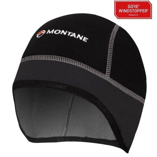 Montane MONTANE WINDJAMMER HELMET LINER BLACK O/S