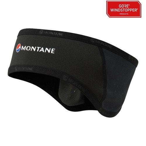 Montane MONTANE WINDJAMMER ROCK BAND BLACK