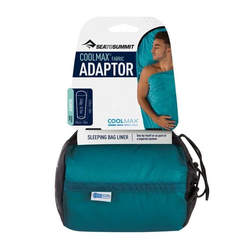 SEA TO SUMMIT SEA TO SUMMIT COOLMAX ADAPTOR MUMMY LINER 2019