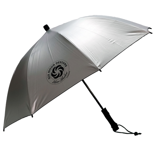 Six Moon Designs SIX MOON DESIGNS  SILVER SHADOW CARBON TREKKING SUN UMBRELLA