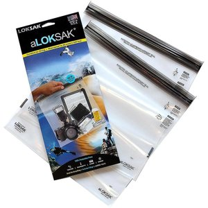 ALOKSAK ALOKSAK WATEPROOF BAG MULTI PACKS SIZE 12 x12 (2PACK)