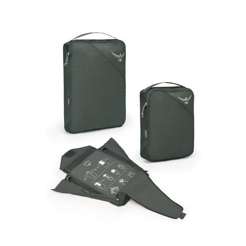 OSPREY OSPREY Ultralight Travel Set (Garment Folder,  Packing Cube L & M)