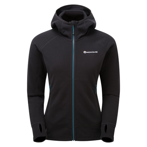Montane MONTANE LYRA HOODED FLEECE JACKET WOMEN'S