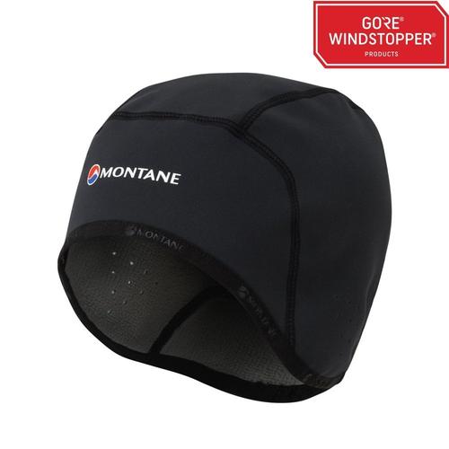 Montane MONTANE WINDJAMMER ALPINE BEANIE BLACK O/S