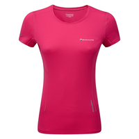 MONTANE CLAW SHORT SLEEVE T-SHIRT WOMEN'S