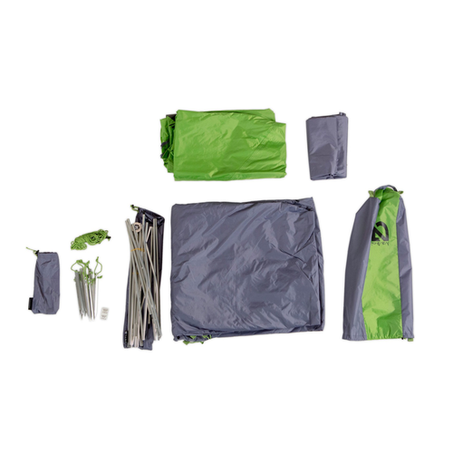 NEMO NEMO GALAXI 2P TENT WITH FOOTPRINT—BIRCH LEAF-2019