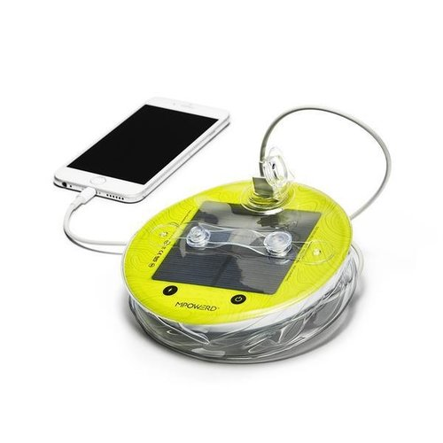 LUCI LUCI SOLAR LIGHT & CHARGER