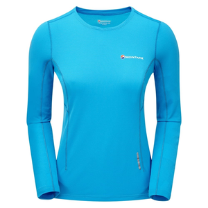 Montane MONTANE CLAW LONG SLEEVE T-SHIRT WOMEN'S