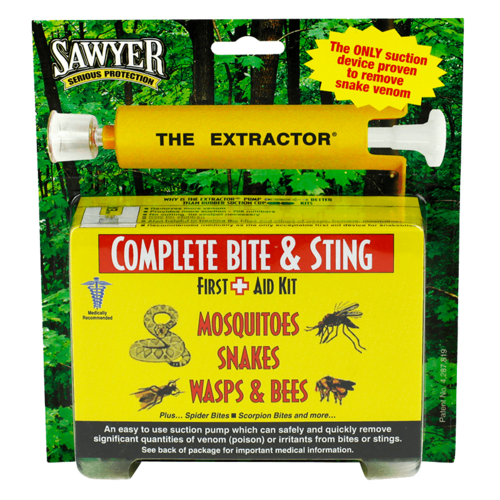 SAWYER SAWYER VENOM EXTRACTOR KIT