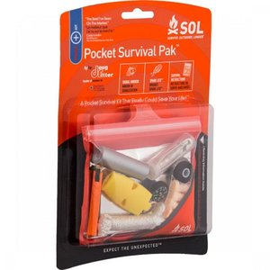 AMK AMK SOL POCKET SURVIVAL PAK