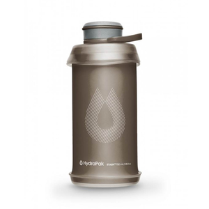 HYDRAPAK HYDRAPAK 750ML STASH 2.0 BOTTLE, GREY