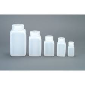 Nalgene NALGENE WIDE MOUTH HDPE CONTAINER SQUARE 175ML