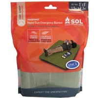 AMK SOL HEAVY DUTY EMERGENCY BLANKET
