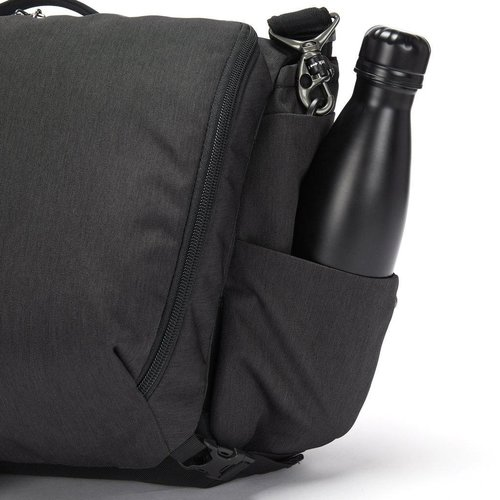 PACSAFE PACSAFE INSTASAFE X13 MESSENGER BAG BLACK