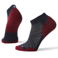 SMARTWOOL PHD RUN LIGHT ELITE LOW CUT SOCK MEN'S