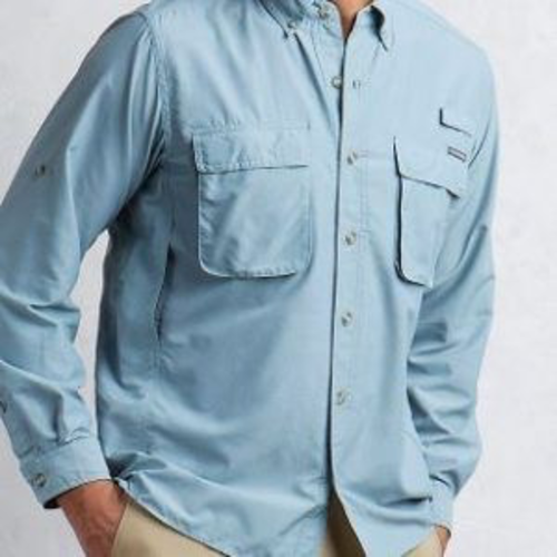 EXOFFICIO EXOFFICIO AIR STRIP L/S SHIRT RELAXED MEN'S