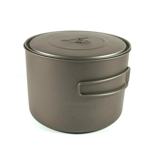 Toaks Titanium TOAKS TITANIUM POT WITH LID 1600ML