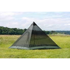 DD HAMMOCKS DD HAMMOCKS SUPERLIGHT PYRAMID MESH TENT XL