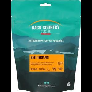 BACKCOUNTRY BACKCOUNTRY BEEF TERIYAKI (REGULAR)