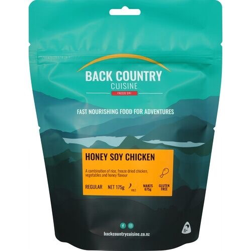 BACKCOUNTRY BACKCOUNTRY HONEY SOY CHICKEN (REGULAR)