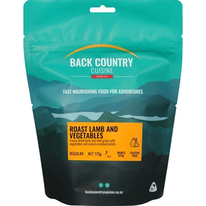 BACKCOUNTRY BACKCOUNTRY ROAST LAMB & VEGETABLES (REGULAR)