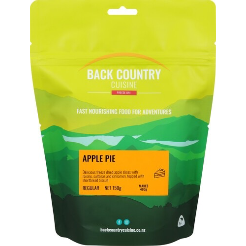 BACKCOUNTRY BACKCOUNTRY APPLE PIE (REGULAR)