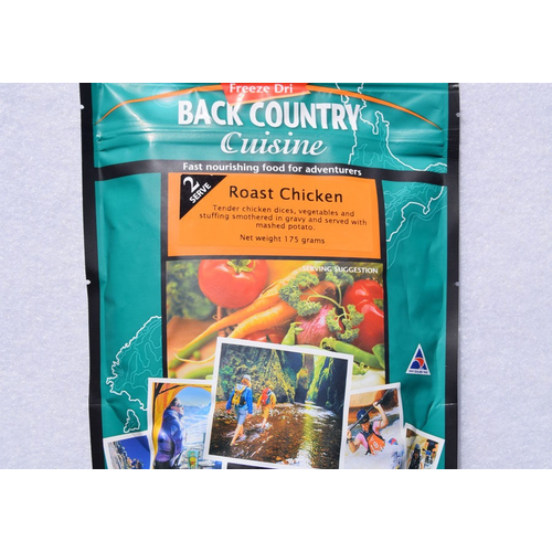 BACKCOUNTRY BACKCOUNTRY ROAST CHICKEN (REGULAR)