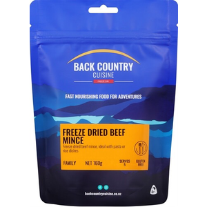 BACKCOUNTRY BACKCOUNTRY BEEF MINCE