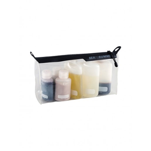 SEA TO SUMMIT SEA TO SUMMIT TRAVELLING LIGHT TPU CLEAR ZIPTOP POUCH