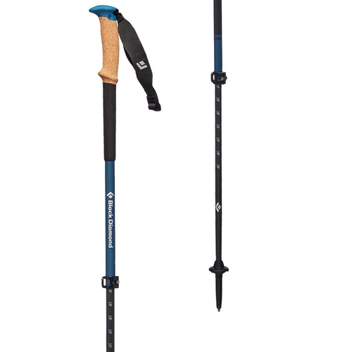 BLACK DIAMOND BLACK DIAMOND ALPINE CARBON CORK WR POLES S20