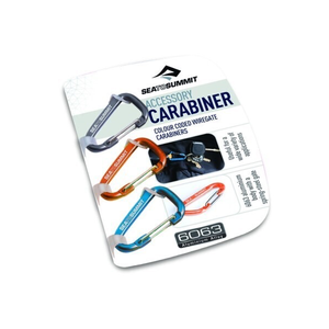 SEA TO SUMMIT SEA TO SUMMIT ACCESSORY CARABINER 3 PACK