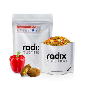 RADIX NUTRITION RADIX NUTRITION PERFORMANCE 400 PLANT-BASED TURKISH STYLE FALAFEL