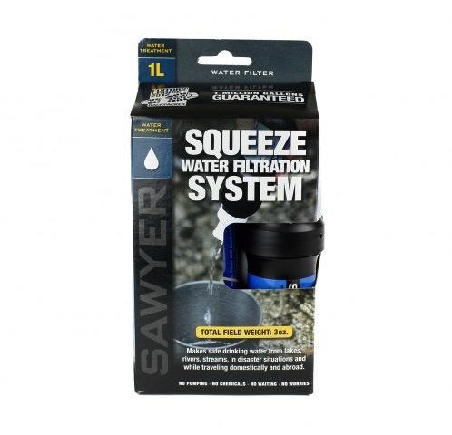 SAWYER SAWYER® SQUEEZE WATER FILTER SYSTEM